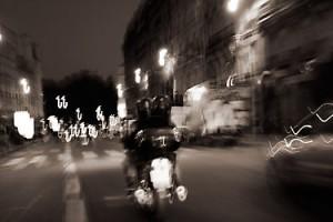 """""""Paris by Night,"""" courtesy of Tatiana Ivchenkova"""