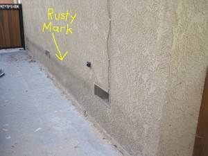 Rusty Mark