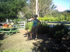 Me at the Ranch